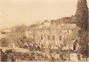 Ruines du Château Blanc.