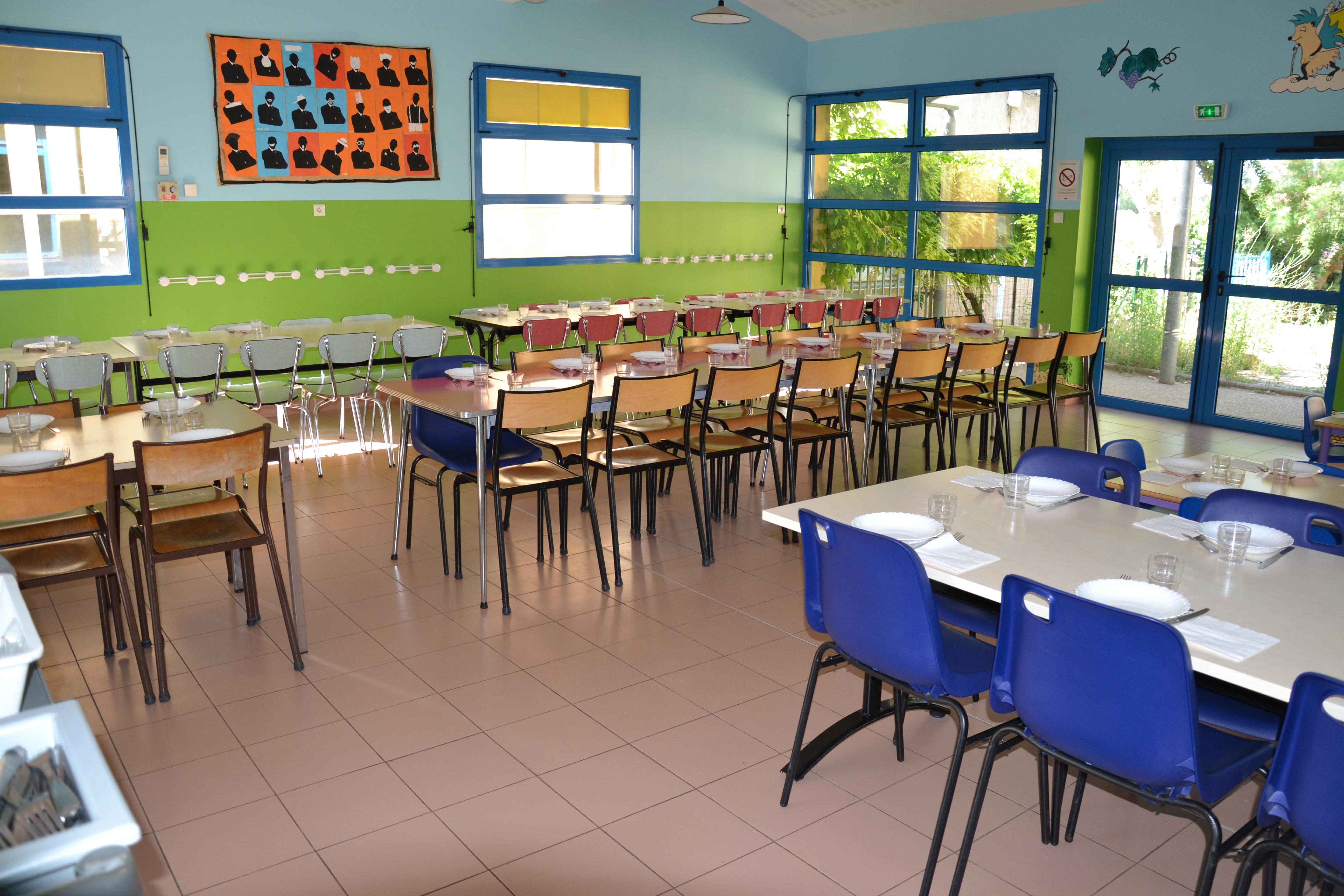 La cantine scolaire mairie de taradeau for Emploi cuisinier cantine scolaire